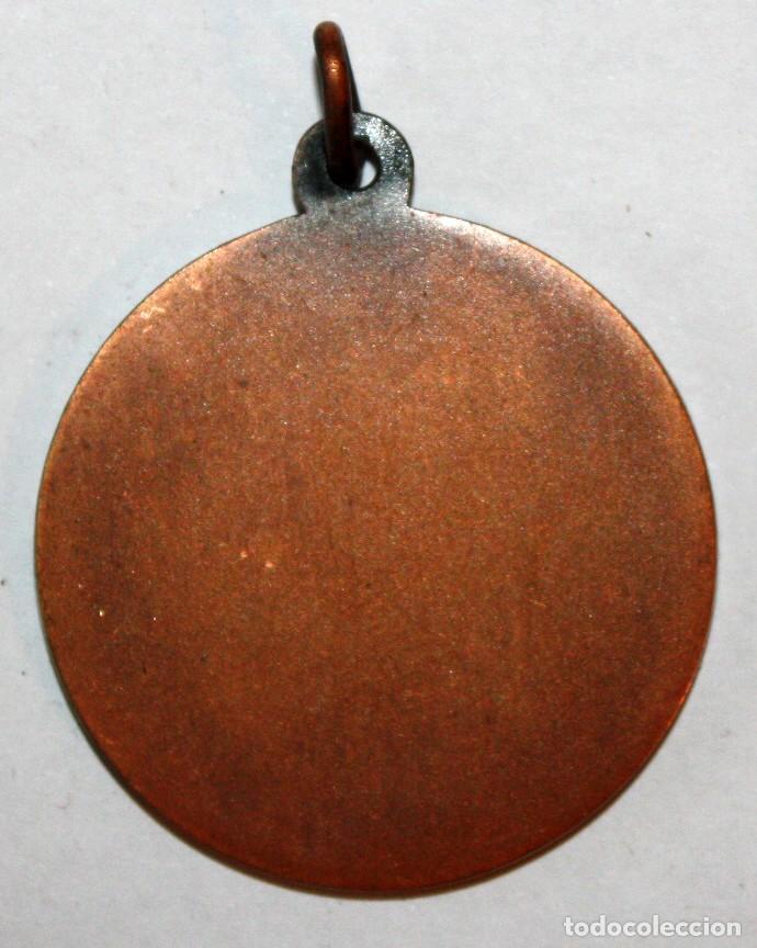 Trofeos y medallas: MEDALLA EN COBRE DEL CIRCULO SABADELLES. SABADELL - Foto 2 - 198116655