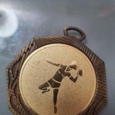 Trofeos y medallas: MEDALLA ESTADIUN CASABLANCA. Lote 199063348