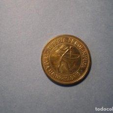 Trofeos y medallas: MEDALLA II FERIA PREOLIMPICA Y XXIII FERIA NACIONAL DEL SELLO PLAZA MAYOR MADRID. Lote 199958715