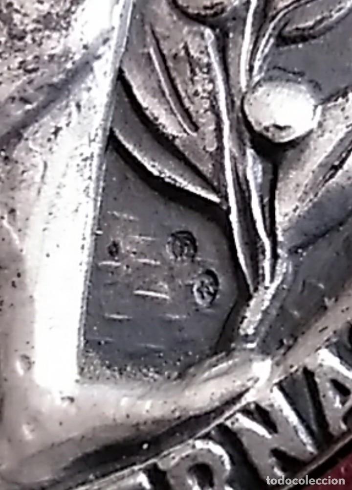 Trofeos y medallas: SILVESTRE DE EDETA. .FERIA MUESTRARIO INTERNACIONAL,BODAS ORO.50 ANIVERSARIO.1972. VALENCIA - Foto 3 - 200142107