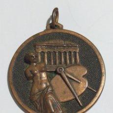 Trofeos y medallas: MONEDA CONMEMORATIVA BELLAS ARTES A IDENTIFICAR. Lote 202911023