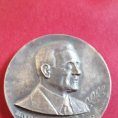 Trofeos y medallas: ENRIQUE BORRAS FIGURA SENYERA DEL TEATRO CATALÁN. Lote 205081901