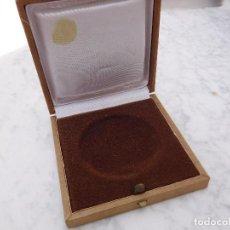 Trofeos y medallas: CAJA O ESTUCHE PARA MEDALLA. Lote 207191898