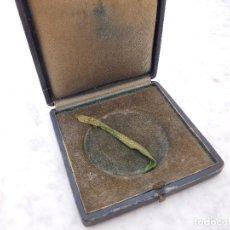 Trofeos y medallas: CAJA O ESTUCHE PARA MEDALLA. Lote 207192088
