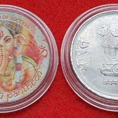 Trofeos y medallas: INDIE 2RS COLOR GANESHA. Lote 209022112