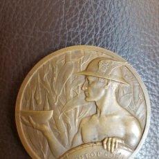 Trofeos y medallas: MEDALLA PARA DUNLOP DE R. BAUDICHON. Lote 210191315