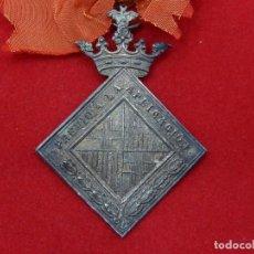 Trofeos y medallas: PREMIO A LA APLICACIÓN. BARCELONA.. Lote 210453965