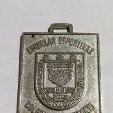 Trofeos y medallas: ANTIGUA MEDALLA COLEGIO ARGANTONIO CADIZ. Lote 220120897