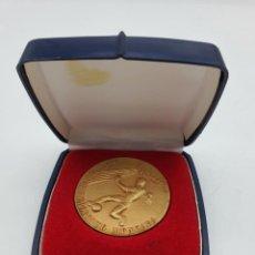 Trofeos y medallas: MEDALLA CLUB DEPORTIVO MONCADA ( BODAS DE ORO ) 1923-1973. Lote 221649590