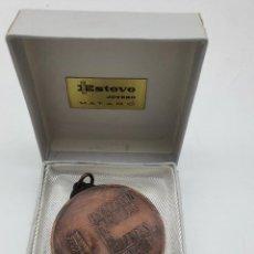 Trofeos y medallas: MEDALLA PATRONATO MUNICIPAL DE DEPORTES MATARÓ ( 1969 ) FIESTA DEL DEPPORTE. Lote 221650175