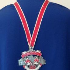 Trofeos y medallas: MEDALLA CARNAVAL ALEMAN( PRINZENGARDE ROT -WEISS) 2012. Lote 222234055