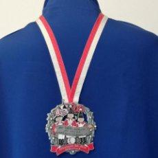 Trofeos y medallas: MEDALLA CARNAVAL ALEMAN( PRINZENGARDE ROT -WEISS) 2011. Lote 222234341
