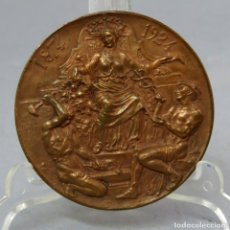 Trofeos y medallas: MEDALLA CONMEMORATIVA DE CONCESIÓN AL BANCO DE ESPAÑA DEL PRIVILEGIO DE EMISIÓN FIDUCIARIA 1924. Lote 222460440