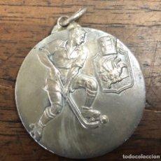 Trofeos y medallas: MEDALLA XXVIII CAMPEONATO DE EUROPA HOCKEY SOBRE PATINES. BILBAO. 20-27 MAYO 1967. Lote 222627576