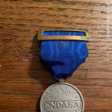 Trofeos y medallas: MEDALLA ENDASA 15 AÑOS DE SERVICIO. Lote 227774420