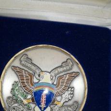 Trofeos y medallas: MONEDA.... ESMALTADO DE ESTADOS UNIDOS.. PARA EUROPA... OTAN. Lote 228593705