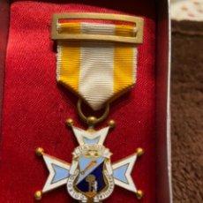 Trofeos y medallas: MEDALLA CURSO 1961- 62 COLEGIO MARAVILLAS LA SALLE. Lote 232858035