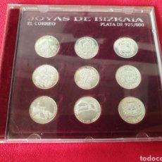 Trofeos y medallas: ANTIGUAS MONEDAS PLATA 925. Lote 233467655