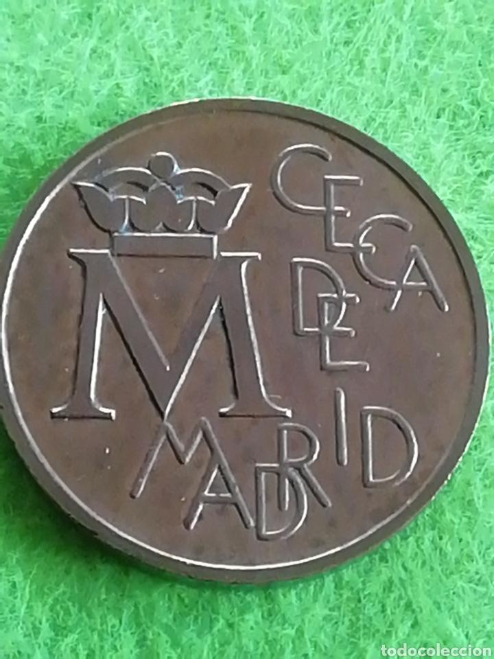 Trofeos y medallas: Medalla conmemorativa ceca MADRID. SERIE E 87. adjunto pedidos. Acepto ofertas. - Foto 2 - 243023975