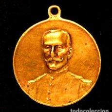 Trofeos y medallas: FALCON INAUGURACION DE SU MONUMENTO 1918. Lote 244394625
