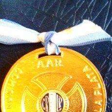 Trofeos y medallas: MEDALLA COMISION DE REGATAS DEL RIO DE LA PLATA AAR. Lote 244394635
