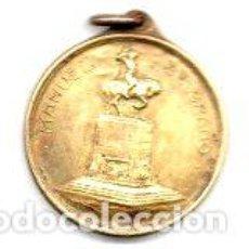 Trofeos y medallas: MEDALLA MONUMENTO BELGRANO 1930. Lote 244395955