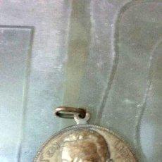 Trofeos y medallas: MEDALLA CENTENARIO NACIMIENTO DE IRIGOYEN UCR 1952 RADICAL. Lote 244395810