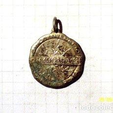 Trofeos y medallas: MEDALLA MAR DEL PLATA CINCUENTENARIO 1924 7 GR 25 MM. Lote 244396680