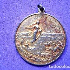 Trofeos y medallas: MEDALLA ANIVERSARIO CIUDAD DE DOLORES 1968. Lote 244396895