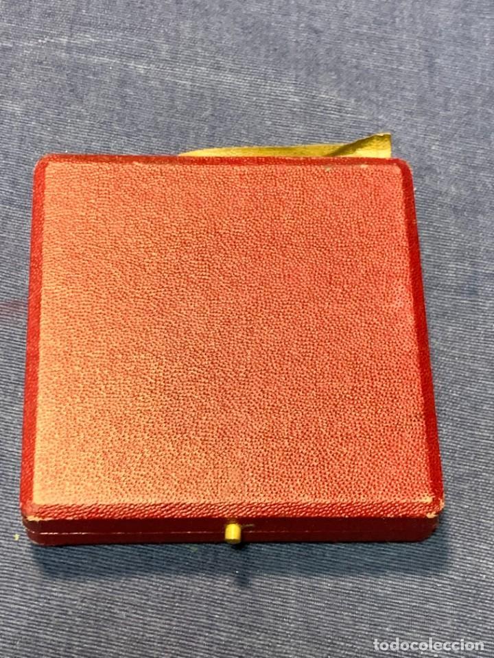 Trofeos y medallas: S.JOHNSON ROMA medalla BRONCE 1968 CENTENARIO BORROMINI SPQR GRECO 5 cms - Foto 11 - 245617540