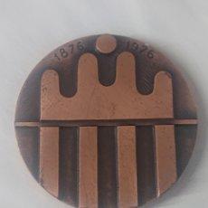Trofeos y medallas: MEDALLA CENTRE EXCURSIONISTA DE CATALUNYA PRIMER CENTENARI. Lote 245627880