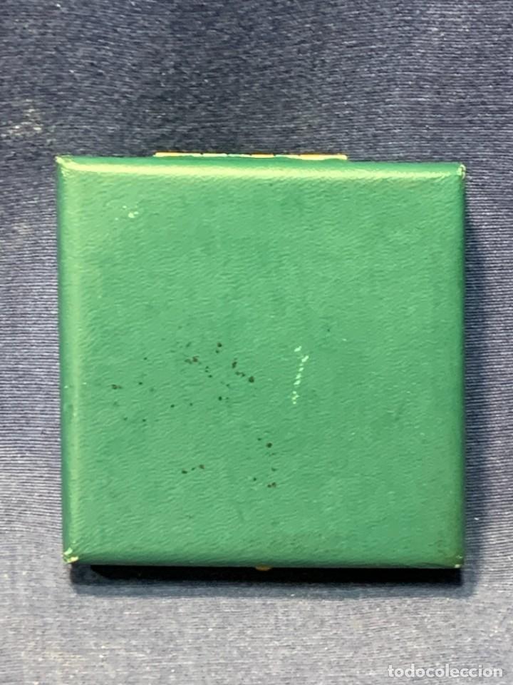 Trofeos y medallas: medalla PLATA 916/000 SALON INTERNACIONAL AUTOMOVIL BARCELONA 1970 ESTUCHE 5 cms - Foto 8 - 246150125
