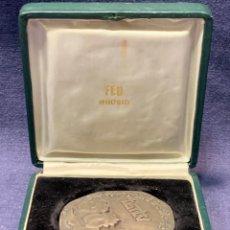 Trofeos y medallas: RTVE MEDALLA DIAMETRO 6 CM XVI COPA TOURISPORT MADRID 1973 MIGUEL MARTIN GARCIA ZAMORA DIRECTOR. Lote 246152560