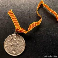 Trofeos y medallas: MEDALLA MONTEPIO CONDUCTORS MANRESA-BERGA. Lote 246900000