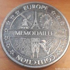 Trofeos y medallas: MEDALLA DE COLECCIÓN EUROPA DER DRACHENFELS EIN SAGENHAFTER ORT. Lote 247330740