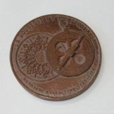 Trofeos y medallas: MEDALLA LA BOUSSOLE ET L'ASTROLABE. DERNIERE EXPEDITION 1785 - 1788. Lote 261672500