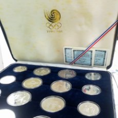 Trofeos y medallas: MEDALLAS OLIMPIADAS SEÚL 1988. Lote 263187560