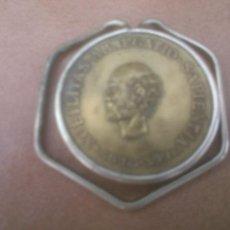 Trofeos y medallas: ESCASA MEDALLA CONMEMORATIVA DE ROCHE (ASTRÓNOMO FRANCÉS) 1896. GUARDABILLETES. Lote 268750624