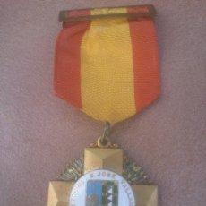 Trofeos y medallas: MEDALLA COLEGIO SAN JOSE VALLADOLID. DIGNIDAD. Lote 268753909