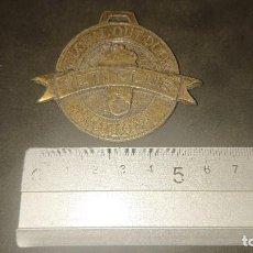Trofeos y medallas: MEDALLA YETI CLUB , GRABADA WALL STREET INSTITUTE 3RD WSI INTERNACIONAL CARDONA 20, LEER DESCRIPCION. Lote 268994394