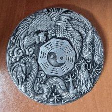Trofeos y medallas: MEDALLA YIN YANG. Lote 269811338