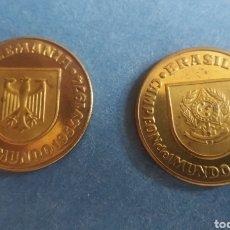 Trofeos y medallas: MONEDAS CONMEMORATIVAS MUNDIAL ESPAÑA 82. Lote 274890748