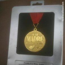 Trofeos y medallas: PREMIO A LA MEJOR MADRE. Lote 277520408
