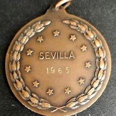Trofei e Medaglie: MEDALLA DEPORTIVA SEVILLA. BRONCE. MEDALLA-676. Lote 282497288