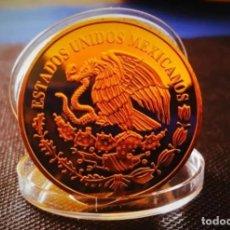 Trofei e Medaglie: MONEDA DE ORO ESTADOS UNIDOS MEXICANOS. Lote 285673448