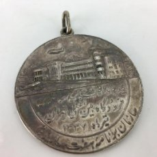 Trofeos y medallas: MEDALLA CONMEMORATIVA INAUGURACION AEROPUERTO EN PLATA - PESO 72 GRAMOS 1958. Lote 286776888