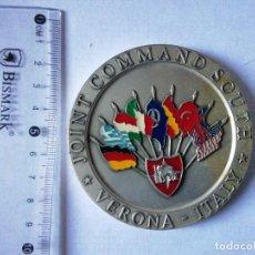 Trofeos y medallas: MEDALLON CONMEMORATIVO OTAN. Lote 289852903