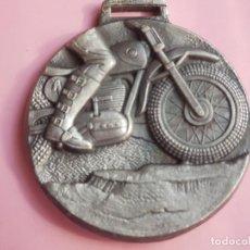 Trofeos y medallas: MEDALLA-TROFEO-MOTOCROSS-CINZ-COLECCIONISTAS-FUNDA PLÁSTICA-NOS-NUEVA-VER FOTOGRAFÍAS.. Lote 294500038