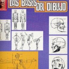 Arte: LAS BASES DEL DIBUJO Nº2. EDITORIAL VINCIANA, AÑOS 70. Lote 30552447