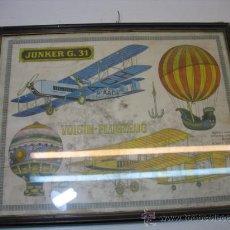 Varios objetos de Arte: CUADRO JUNKER G.31. Lote 20094663